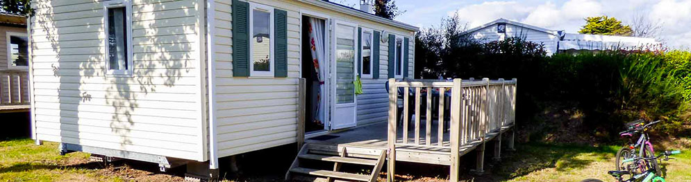 location mobil home en bretagne sud